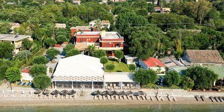 Hotelli Scheria Island, Korfu, Kreikka.