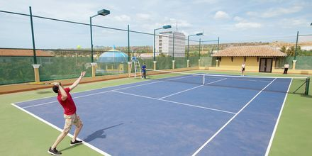 Tennis, Hotelli Seahorse Resort & Spa, Phan Thiet, Vietnam.