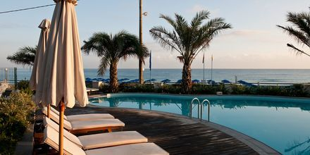 Hotelli Aegean Pearl, Rethymnon, Kreeta.