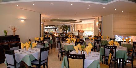 Ravintola, hotelli Sentido Pearl Beach. Rethymnon, Kreeta.