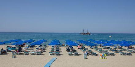 Ranta, hotelli Sentido Pearl Beach. Rethymnon, Kreeta.