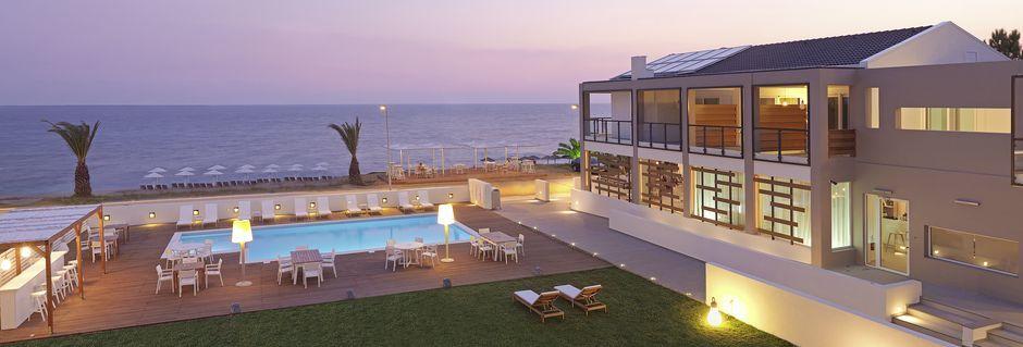 SESA Boutique Hotel, Kanali, Kreikka.