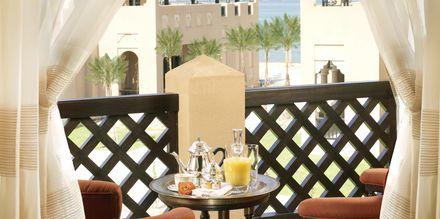 Parveke/terassi. Sharq Village & Spa, Doha, Qatar.