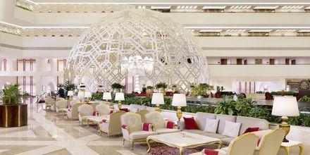 Atrium Lounge. Sheraton Grand Doha Resort, Doha, Qatar.
