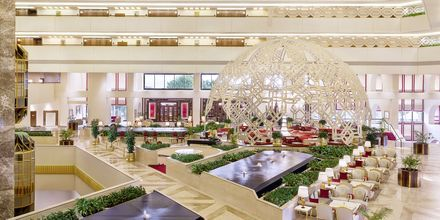 Aula. Sheraton Grand Doha Resort, Doha, Qatar.