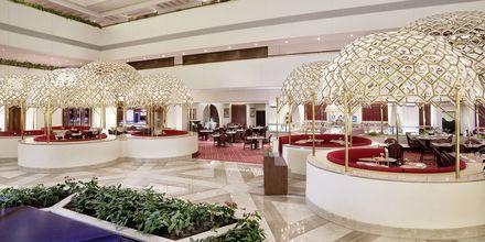 Ravintola Al Hubara. Sheraton Grand Doha Resort, Doha, Qatar.