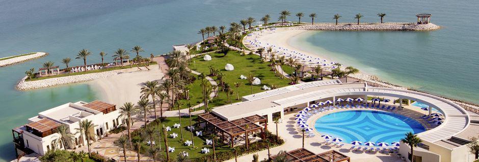 Sheraton Grand Doha Resort, Doha, Qatar.