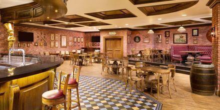 Irlantilainen ravintola Irish Harp. Sheraton Grand Doha Resort, Doha, Qatar.