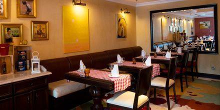 Ravintola Ciao Italian, hotelli Sheraton Jumeirah Beach Resort. Dubai, Arabiemiraatit.