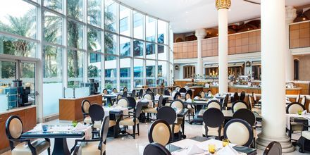 The Palm Garden Restaurant & Terrace, hotelli Sheraton Jumeirah Beach Resort. Dubai, Arabiemiraatit.