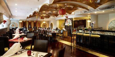 Ravintola Peacock, hotelli Sheraton Jumeirah Beach Resort. Dubai, Arabiemiraatit.