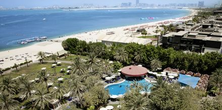 Ranta, hotelli Sheraton Jumeirah Beach Resort. Dubai, Arabiemiraatit.