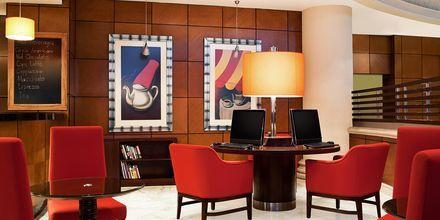 Link@Sheraton Café, Hotelli Sheraton Jumeirah Beach Resort, Dubai.