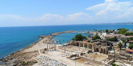 Apollon ja Athenan temppeli Sidessä, Turkki.