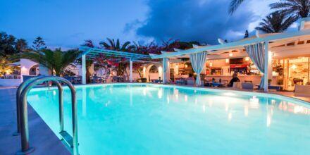 Allas. Hotelli Sigalas, Santorini, Kreikka.