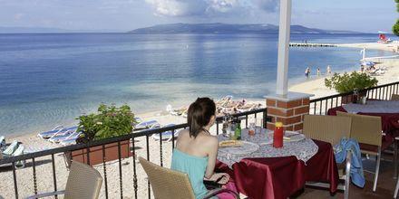 Ravintola, Hotelli Simic, Makarska, Kroatia.