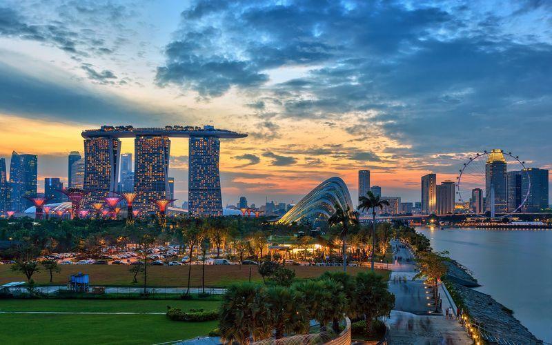 Singapore - matkat ja kaupunkilomat | Apollomatkat