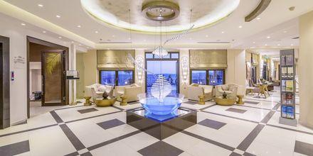 Aula, Hotelli Sivota Diamond, Kreikka.