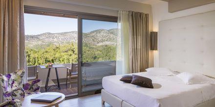 Kahden hengen huone, Hotelli Sivota Diamond, Kreikka.