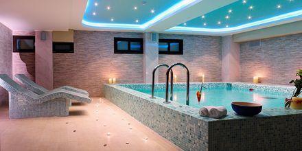 Sisäallas, Hotelli Sivota Diamond, Kreikka.