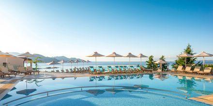 Allasalue, Hotelli Sivota Diamond, Kreikka.
