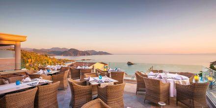 Ravintola, Hotelli Sivota Diamond, Kreikka.