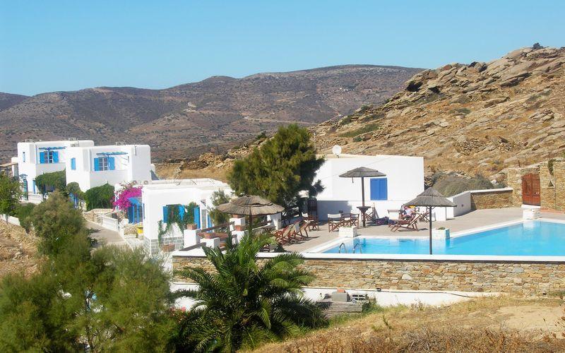 Hotelli Skala, Ios, Kreikka.