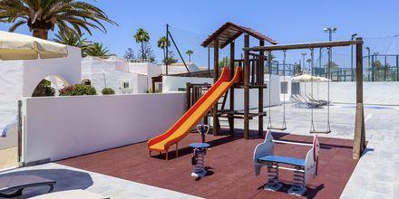 Leikkipaikka, Hotelli Sol Barbacan, Playa del Ingles.