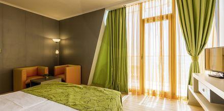 Kahden hengen huone. Hotelli Sol Marina Palace, Nessebar, Bulgaria.