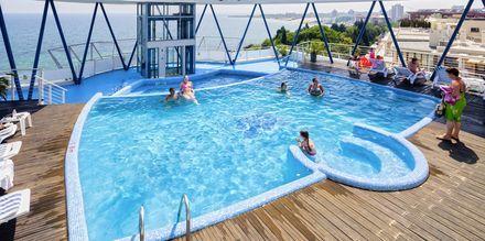 Allas, Hotelli Sol Marina Palace, Nessebar, Bulgaria.
