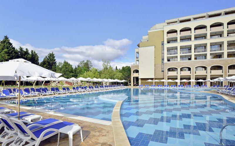 Allas, Hotelli SOL Nessebar Mare Bay, Nessebar, Bulgaria,