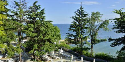 Aurinkoterassi, Hotelli SOL Nessebar Mare Bay, Nessebar, Bulgaria,