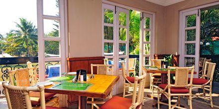 Kahvila, Hotelli Sonesta Inns, Pohjois-Goa, Intia