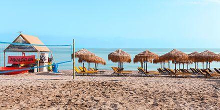 Läheinen ranta. Hotelli Ideal Beach, Kreeta, Kreikka.