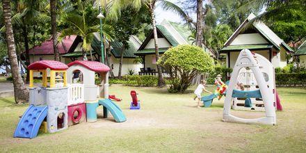 Leikkipaikka, hotelli Southern Lanta Resort, Thaimaa.