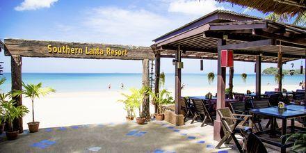 Ranta, hotelli Southern Lanta Resort, Thaimaa.