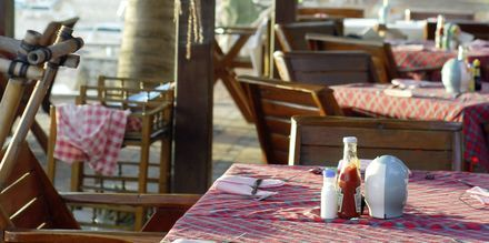 Rantabaari, hotelli Southern Lanta Resort, Thaimaa.