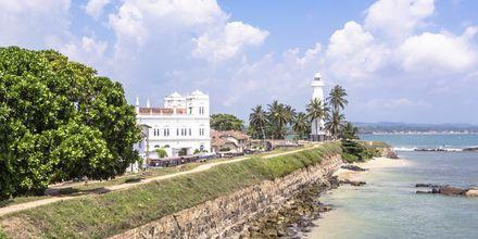 Galle, eteläinen Sri Lanka.