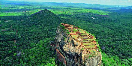 Sigiriya Rock, Sri Lanka.