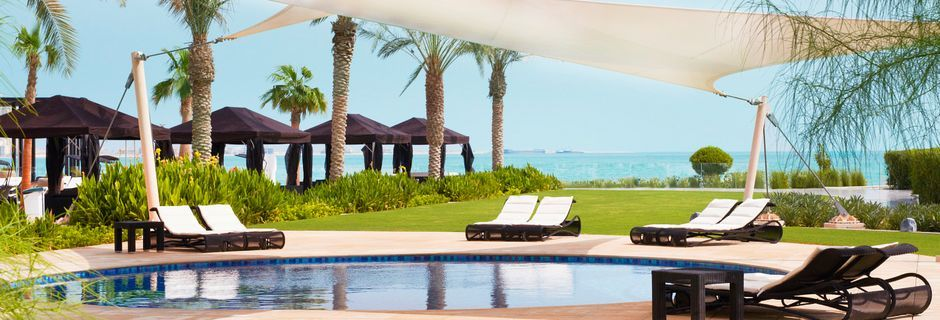 Lastenallas. Hotelli St Regis Doha, Doha, Qatar.
