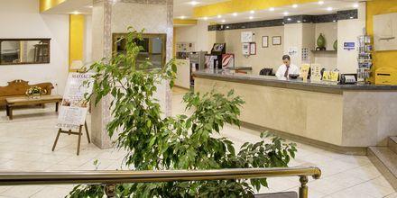Vastaanotto, Hotelli Stella Polaris Oro Blanco, Playa de las Americas, Teneriffa.