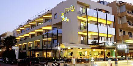 Hotelli Steris, Rethymnonin kaupunki, Kreeta.