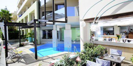 Pieni allas. Hotelli Steris, Rethymnonin kaupunki, Kreeta, Kreikka.