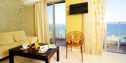 Superior-kaksio. Hotelli Steris, Rethymnonin kaupunki, Kreeta, Kreikka.