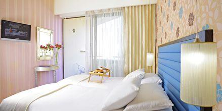Kaksio. Hotelli Steris, Rethymnonin kaupunki, Kreeta, Kreikka.