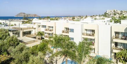 Hotelli Summertime, Platanias, Kreeta, Kreikka.