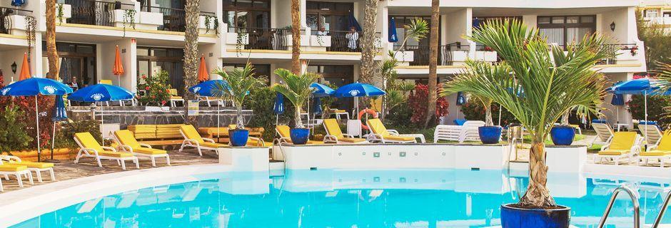 Sunsuites Carolina, San Agustin, Gran Canaria, Espanja.