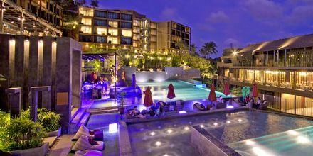 Allasalue, hotelli Sunsuri Phuket. Nai Harn, Phuket.