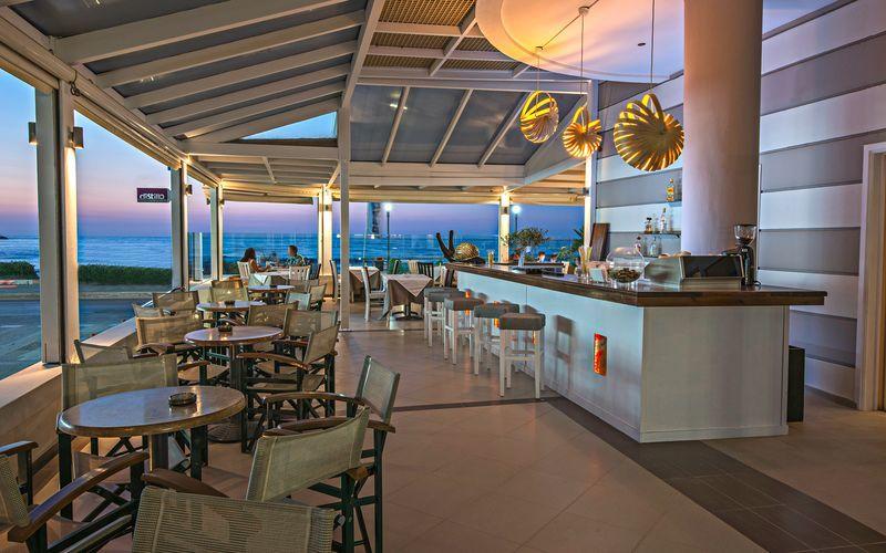 Baari, Hotelli Swell Boutique Hotel, Rethymnon, Kreeta.