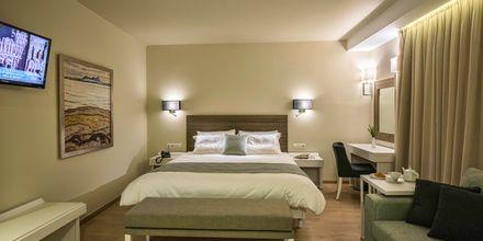 Kahden hengen huone, Hotelli Swell Boutique Hotel, Rethymnon, Kreeta.